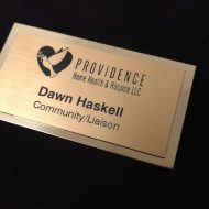 Promotional Products - Custom Name Tags