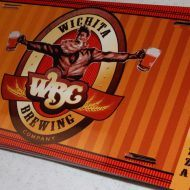Wichita Brewing Company - Submimated License Plates