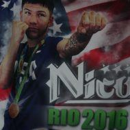 Nico Hernandez Sublimated Banners