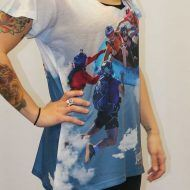 Jumper Sportrswear Sublimated T-Shirts