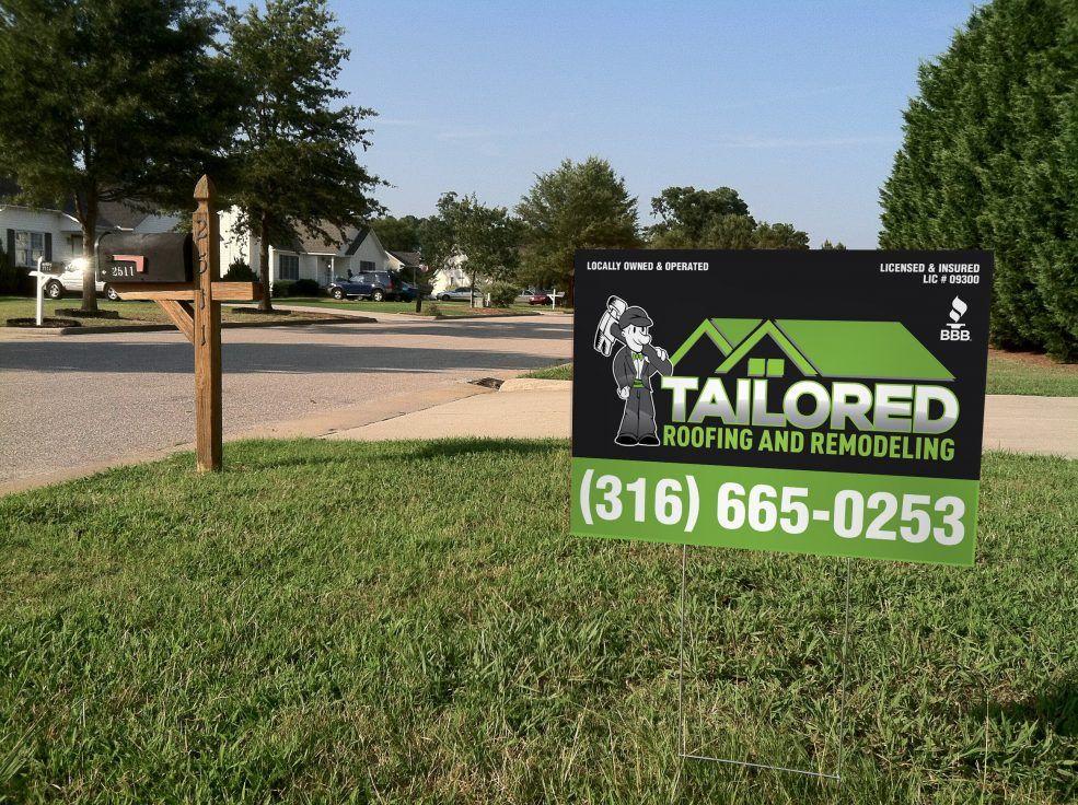 Yard Signs by US Logo