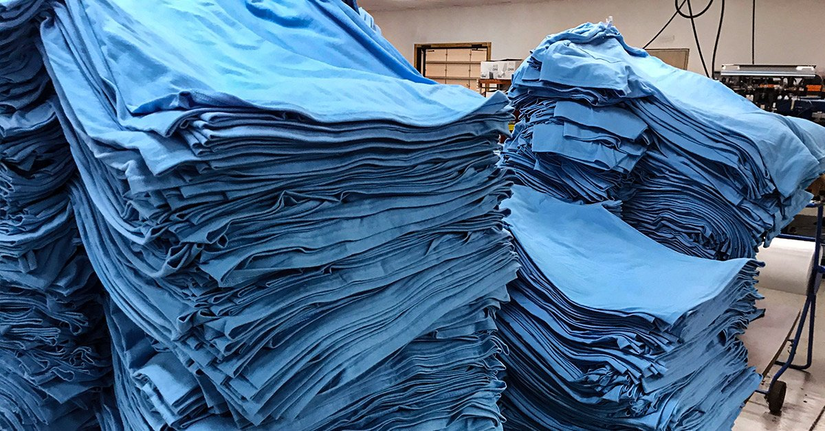 Which Custom T-Shirt Printing Method is Best for My Design - Huge screen print orders are cost-effective but take lots of time