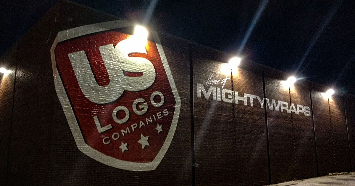 Bring Your Logo to Life with Environmental Graphics