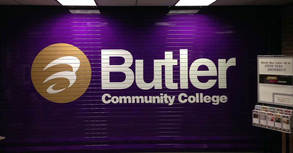 Shed some light on your logo and vinyl wall graphics