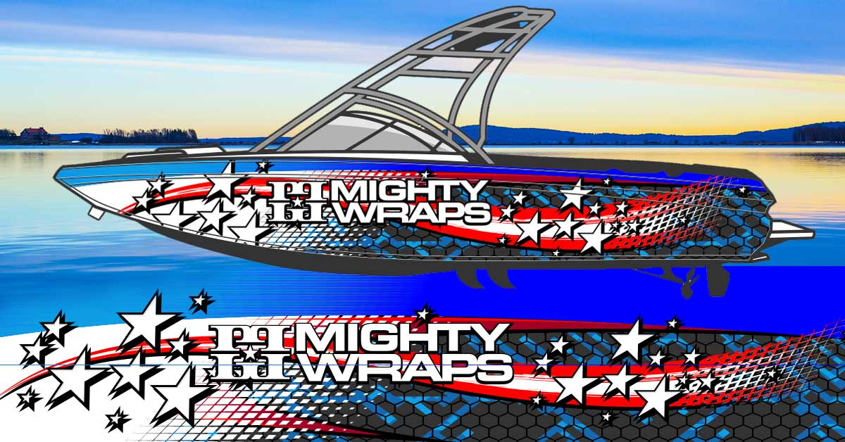 Boat Wraps vs. Paint: Which is Better?