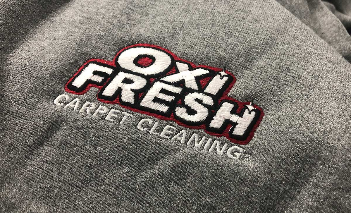 Oxi Fresh Carpet Cleaning Embroidered Apparel