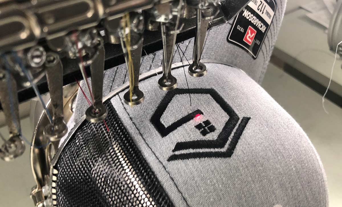 How to Design Art for Promotional Embroidery