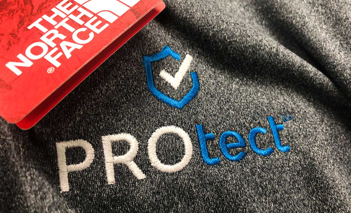 PROtect Safety, Reliability, and Compliance Services - Embroidered Corporate Apparel