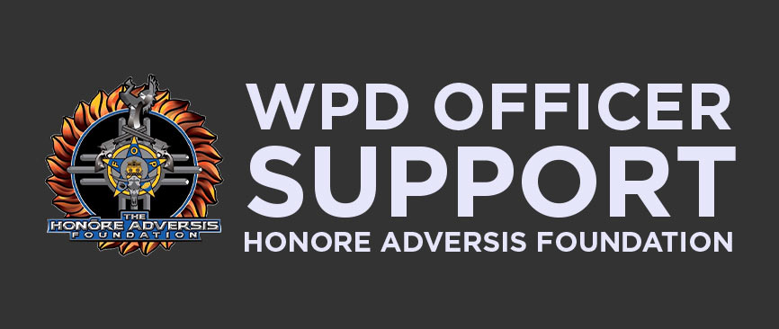 WPD Officer Support site