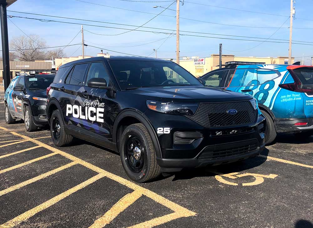 Custom Vehicle Graphics for Law Enforcement