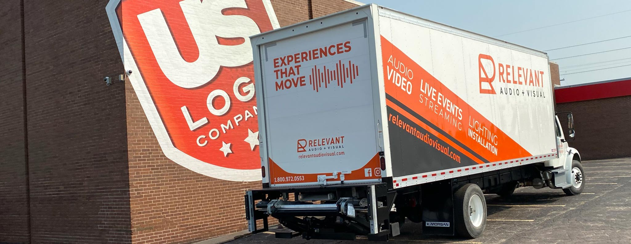 Relevant Audio - Semi Truck / Box Truck Wraps